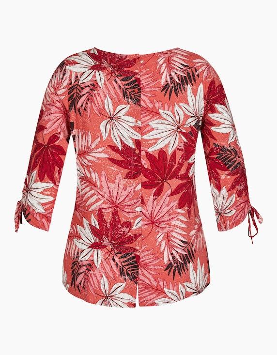Bexleys woman Schlupfbluse mit Knopfleiste am Rücken | ADLER Mode Onlineshop