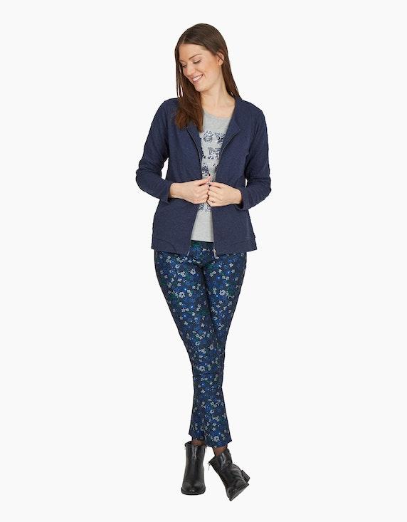 MY OWN Shirtjacke mit Reißverschluss | ADLER Mode Onlineshop