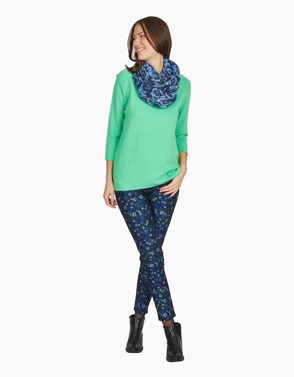 MY OWN Hose mit floralem Allover-Druck | ADLER Mode Onlineshop