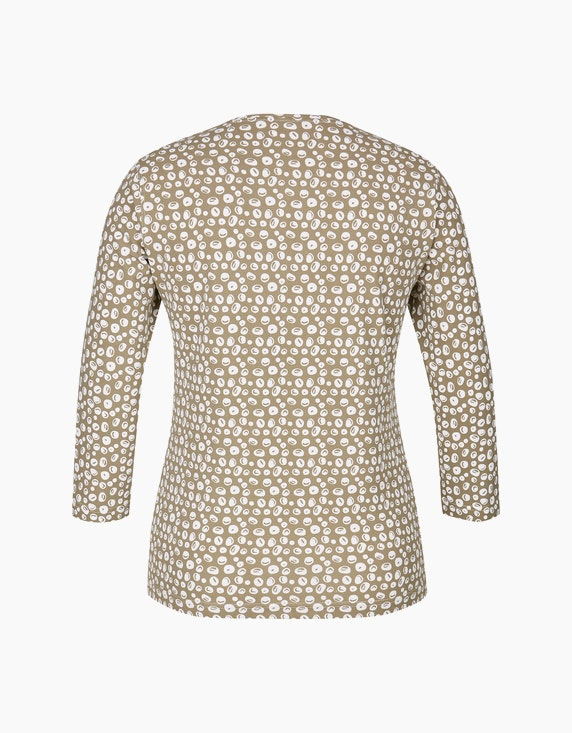 Bexleys woman Shirt mit 3/4-Arm | ADLER Mode Onlineshop