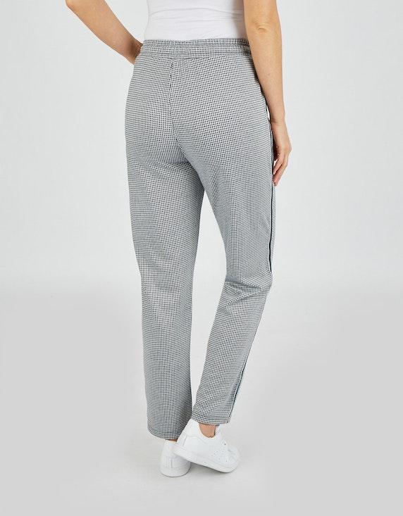 Bexleys woman Jacquard-Joggpants mit Galonstreifen | ADLER Mode Onlineshop