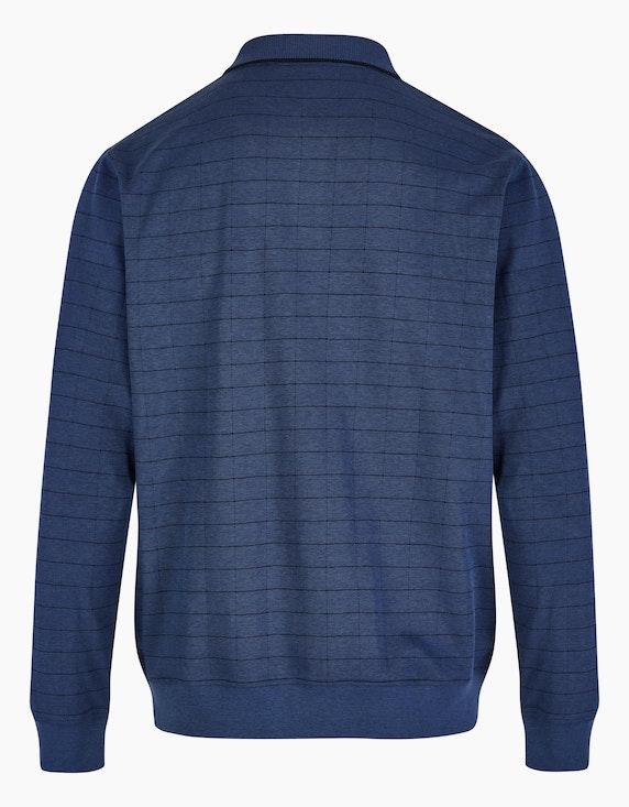 Bexleys man Langarm-Poloshirt | ADLER Mode Onlineshop