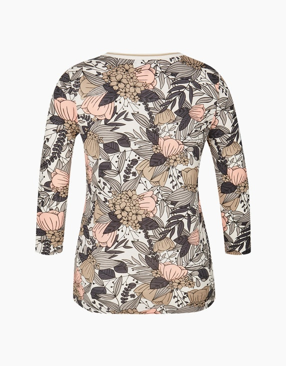 Bexleys woman Shirt mit Blumendruck   ADLER Mode Onlineshop