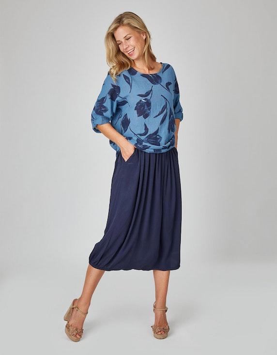 Bexleys woman Sommerrock aus reiner Viskose | ADLER Mode Onlineshop