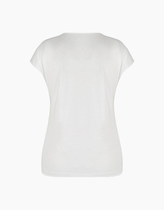 Steilmann Woman Shirt mit floralem Ausbrennermuster | ADLER Mode Onlineshop