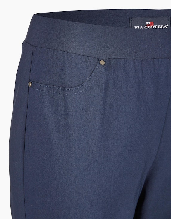 Via Cortesa Bengalin-Caprihose | ADLER Mode Onlineshop