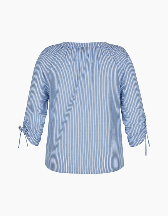 Bexleys woman Streifenbluse mit Raglanärmeln in 3/4 Länge | ADLER Mode Onlineshop