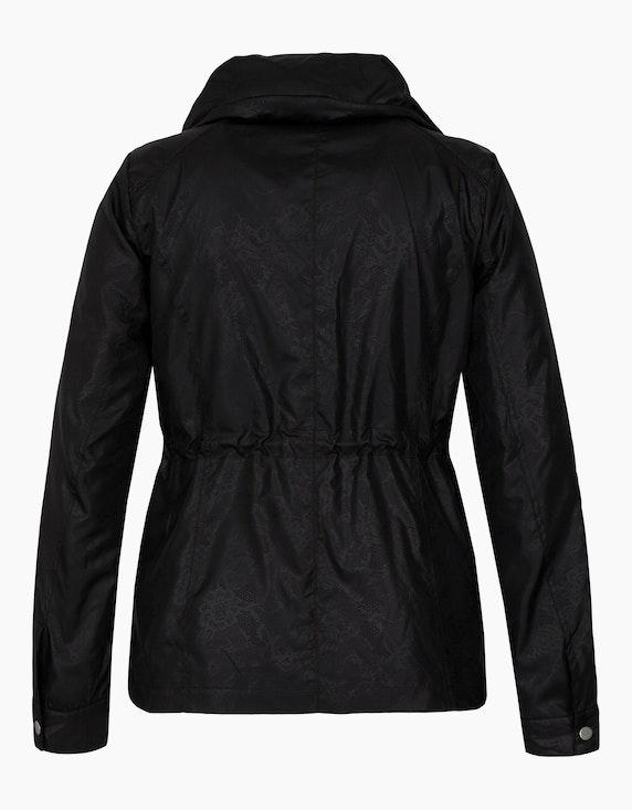 Bexleys woman Übergangsjacke mit dezenter Prägung | ADLER Mode Onlineshop