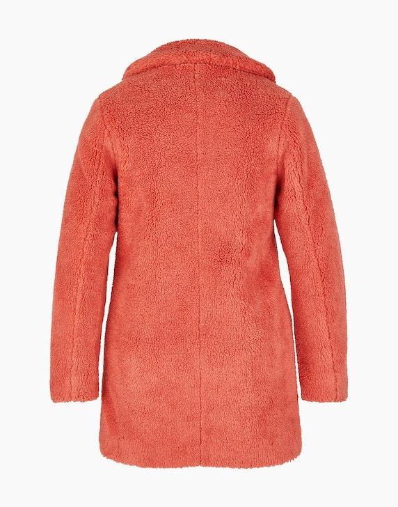 Adler Collection Teddyfell-Jacke mit Reverskragen | ADLER Mode Onlineshop