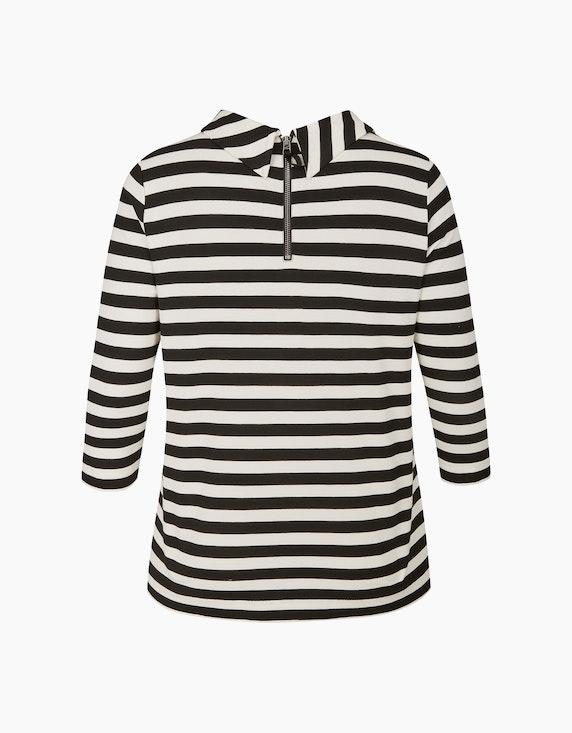 VIA APPIA DUE Shirt mit Stehkragen | ADLER Mode Onlineshop