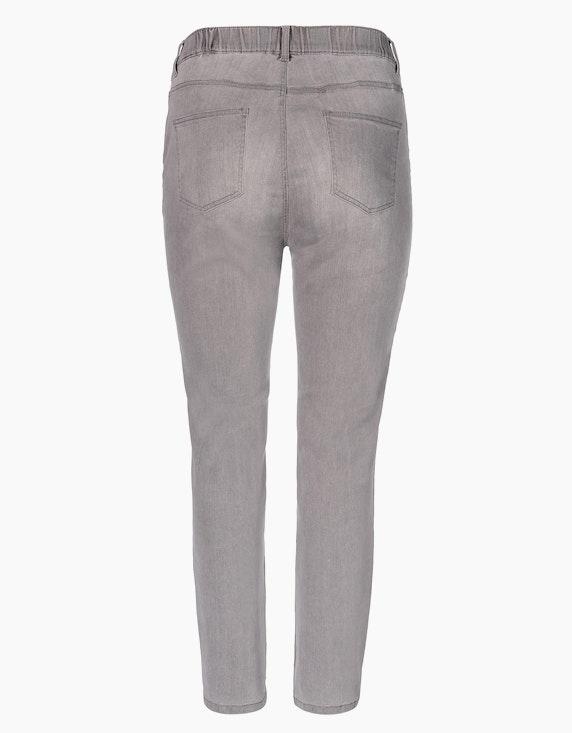 Thea Jeans mit Galonstreifen, 5-Pocket | ADLER Mode Onlineshop