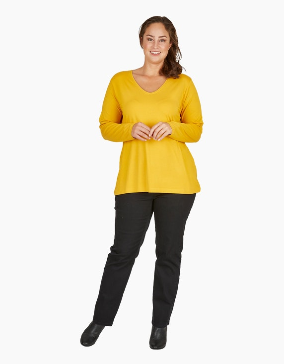 Thea Basic-Jeans, 5-Pocket-Style, Paula | ADLER Mode Onlineshop