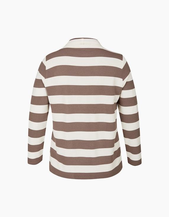 VIA APPIA DUE Pullover mit Stehkragen | ADLER Mode Onlineshop
