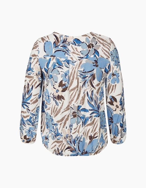 VIA APPIA DUE Schlupfbluse mit Floraldruck | ADLER Mode Onlineshop