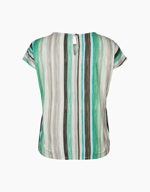 No Secret Streifenshirt mit Front-Print | ADLER Mode Onlineshop