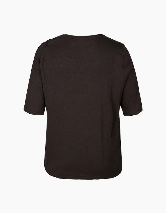 No Secret Shirt mit Front-Print | ADLER Mode Onlineshop