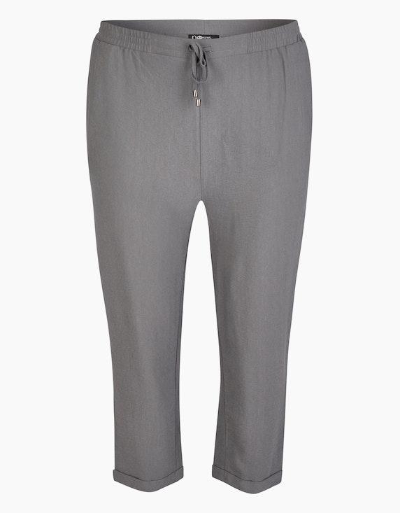 No Secret Jerseyhose mit Aufschlag am Saum | ADLER Mode Onlineshop