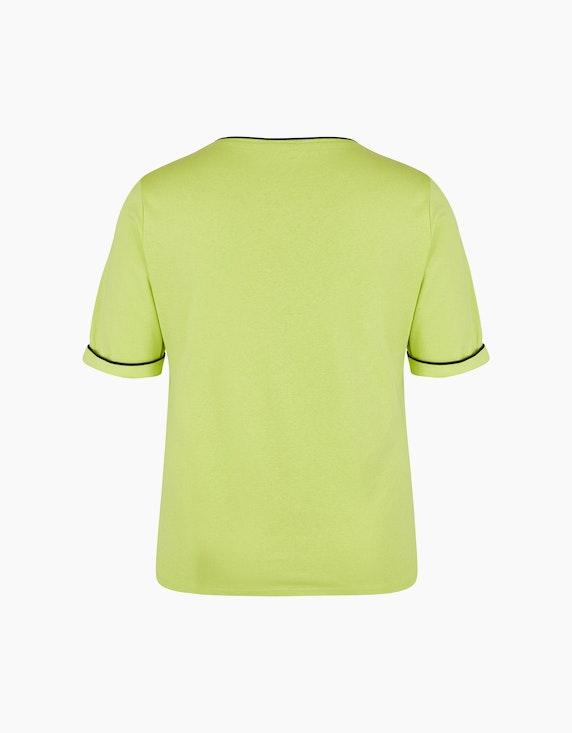 No Secret Shirt mit Motivdruck | ADLER Mode Onlineshop