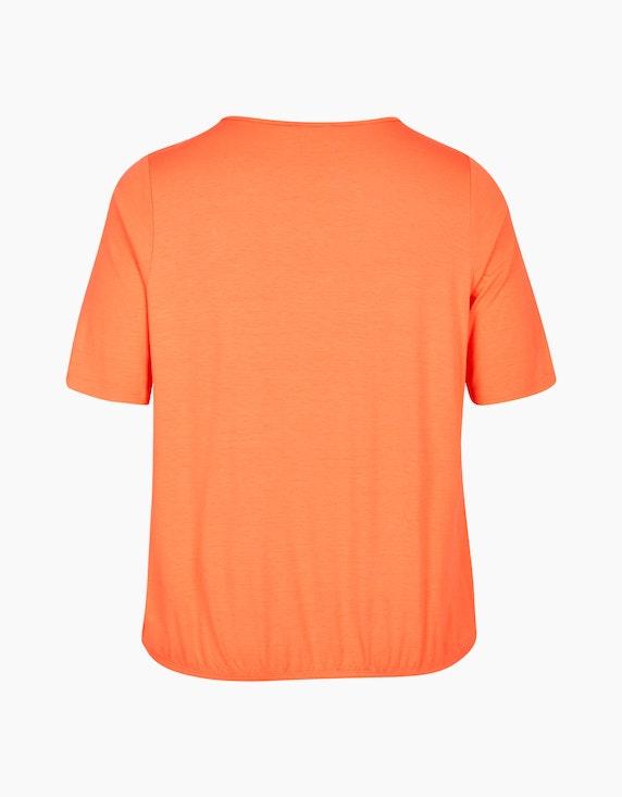 VIA APPIA DUE Elegantes Blusenshirt mit Schmuckelement | ADLER Mode Onlineshop