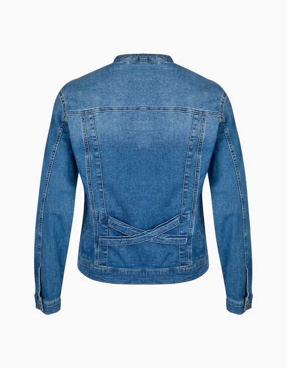 No Secret Jeansjacke mit Nietenverzierung | ADLER Mode Onlineshop