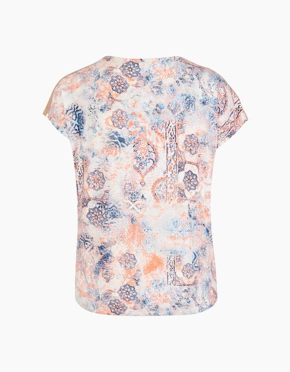 No Secret Shirt mit Alloverprint | ADLER Mode Onlineshop