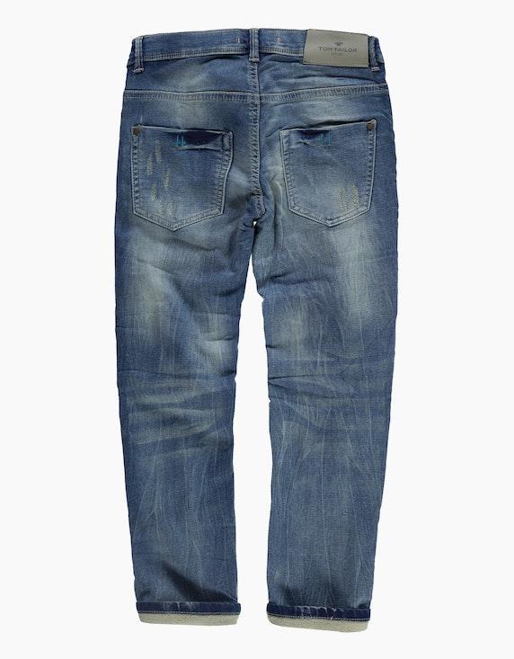 Tom Tailor Boys 5-Pocket-Jeans im Used-Look | ADLER Mode Onlineshop