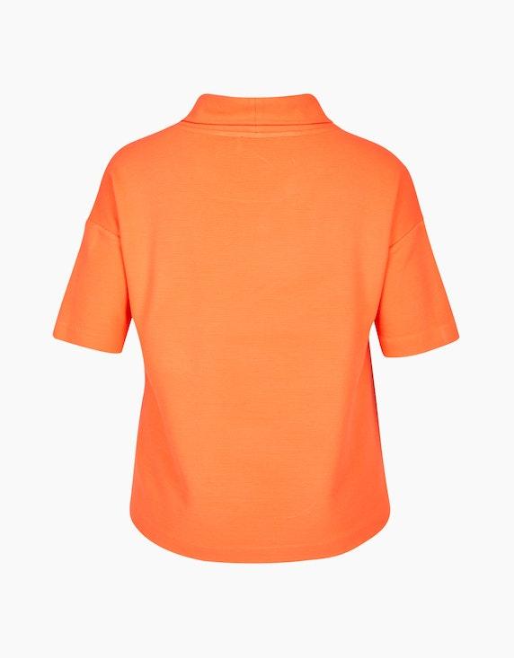 VIA APPIA DUE Sweatshirt mit Rollkragen   ADLER Mode Onlineshop