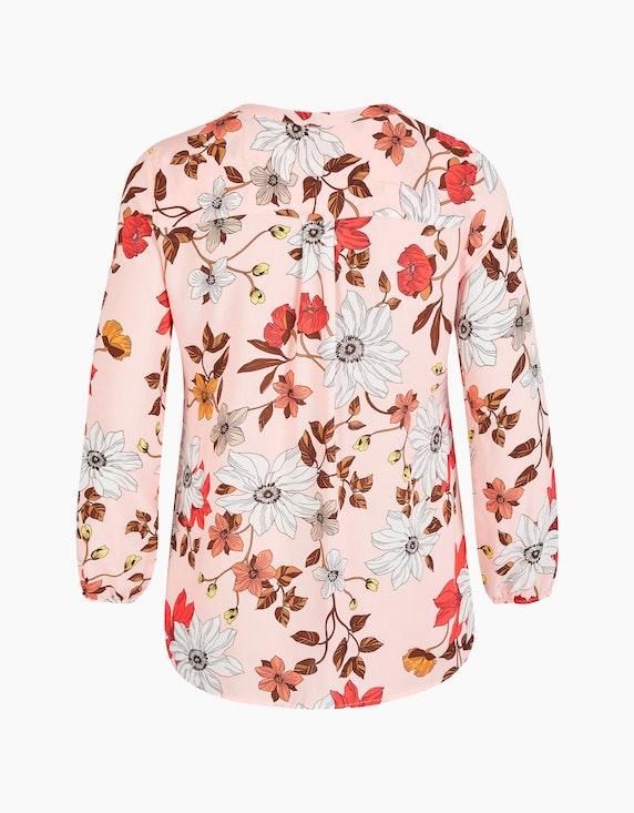 VIA APPIA DUE Bluse im floralen Dessin | ADLER Mode Onlineshop