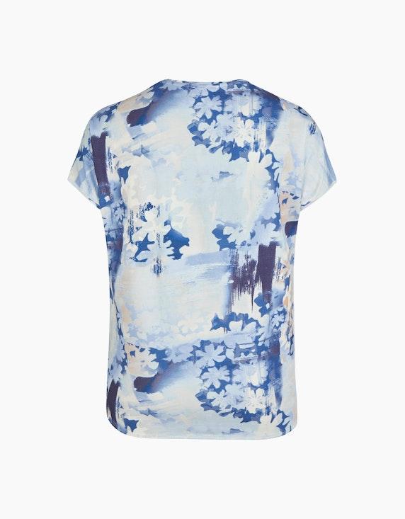 No Secret Shirt im Alloverprint mit Motiv | ADLER Mode Onlineshop