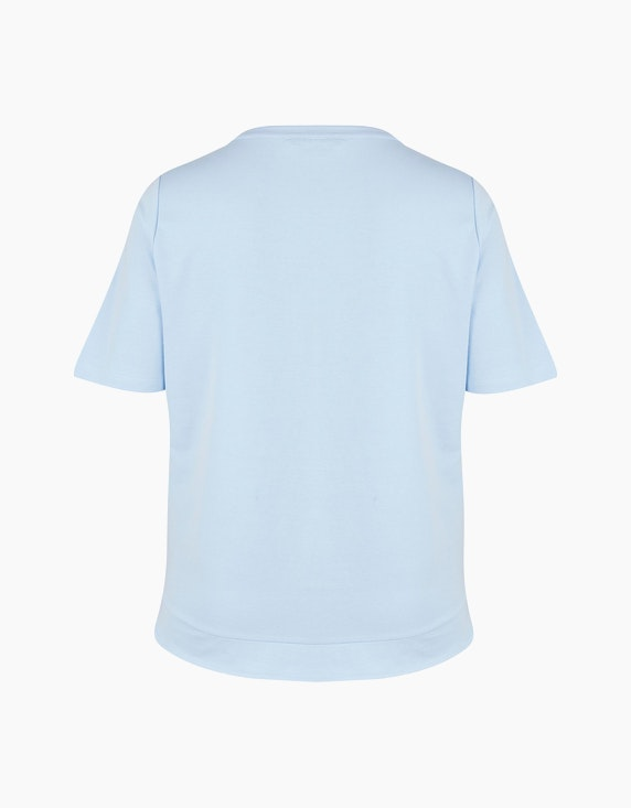 No Secret T-Shirt mit Rosenprint | ADLER Mode Onlineshop