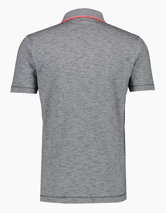 Lerros Fineliner Poloshirt   ADLER Mode Onlineshop