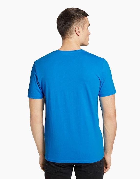 Tom Tailor T-Shirt mit Logo-Print   ADLER Mode Onlineshop