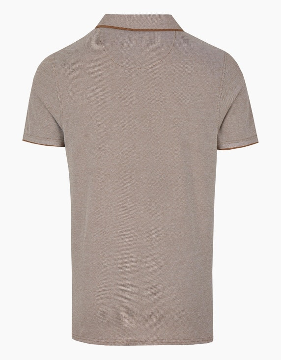 Bexleys man Polo-Shirt uni | ADLER Mode Onlineshop