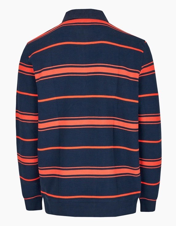 Bexleys man Sweatshirt mit Polokragen | ADLER Mode Onlineshop