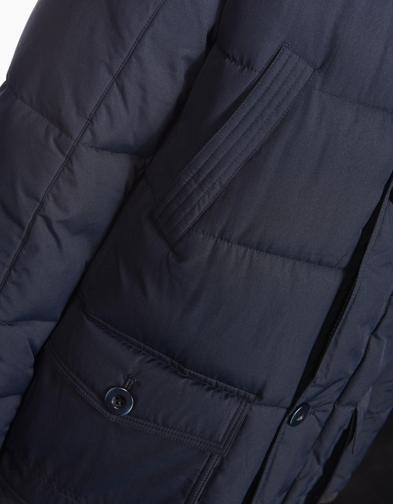 Bexleys man Downtouch Parka | ADLER Mode Onlineshop