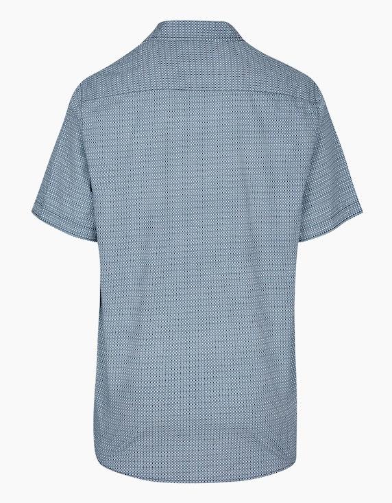 Bexleys man Freizeithemd mit Print, REGULAR FIT | ADLER Mode Onlineshop
