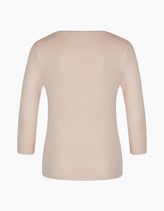 Bexleys woman Basic Shirt mit Strassbesatz | ADLER Mode Onlineshop