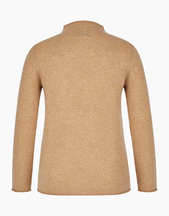 Bexleys woman Cashmere-Pullover mit Stehkragen   ADLER Mode Onlineshop