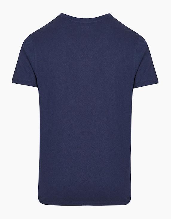 Bexleys man T-Shirt mit Frontprint | ADLER Mode Onlineshop