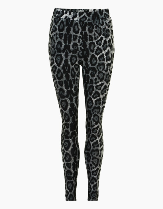 "iN FRONT Leggings ""Roxanne"" im Animal-Look 