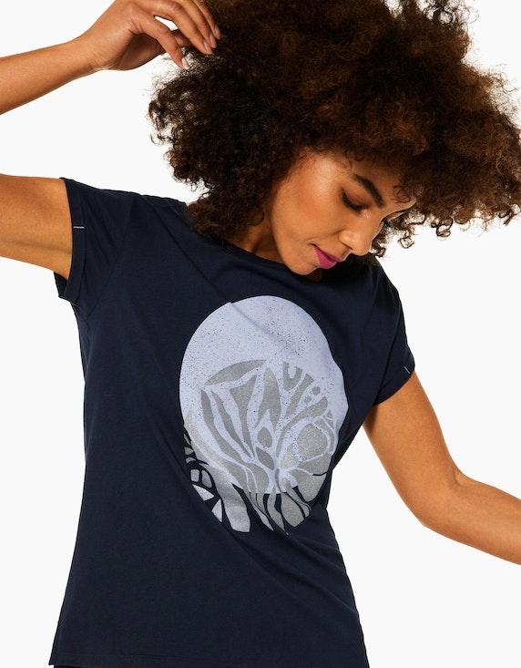 Street One Shirt mit Frontprint | ADLER Mode Onlineshop