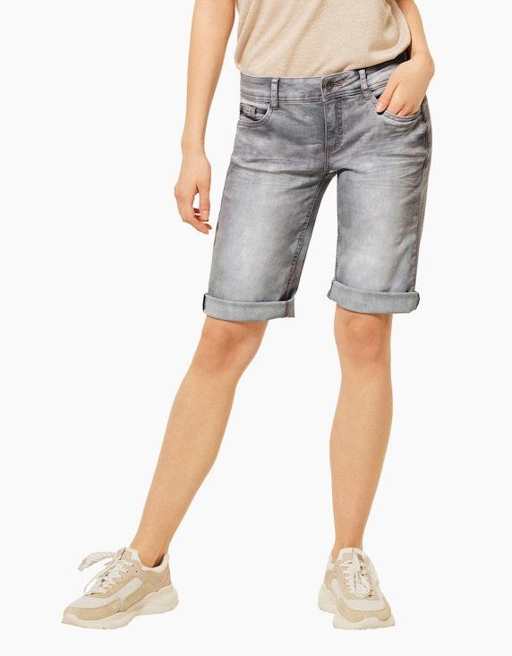 Street One Jeans-Bermudashort, Style Jane | ADLER Mode Onlineshop