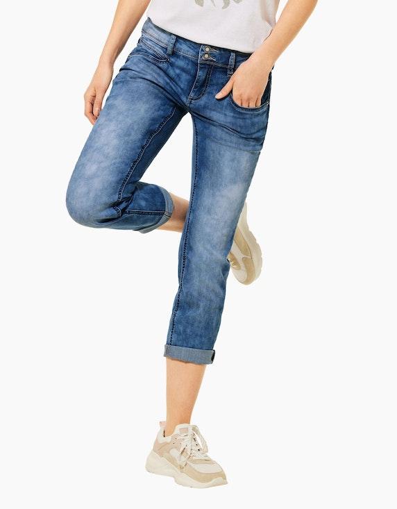 Street One Denim-Jeanshose, Casual Fit, Style Jane | ADLER Mode Onlineshop