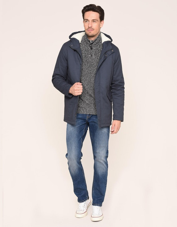 Via Cortesa Modischer Parka mit Kapuze | ADLER Mode Onlineshop
