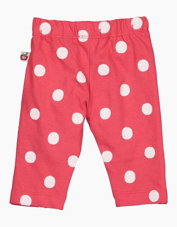 Blue Seven Baby Girls Leggings mit Punkten | ADLER Mode Onlineshop