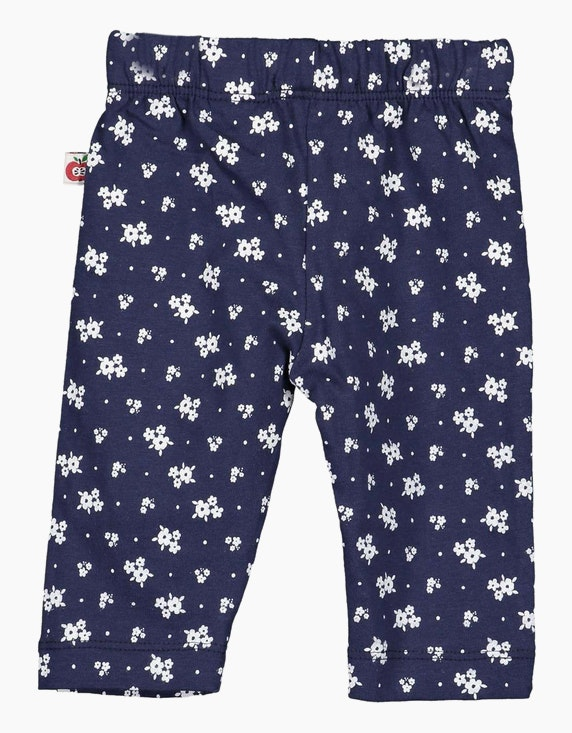 Blue Seven Baby Girls Leggings mit Allover-Print | ADLER Mode Onlineshop