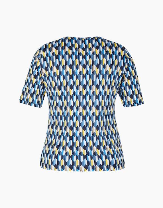 Rabe Baumwoll-Shirt mit grafischem Druck | ADLER Mode Onlineshop