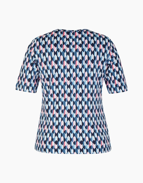 Rabe Baumwoll-Shirt mit grafischem Druck   ADLER Mode Onlineshop