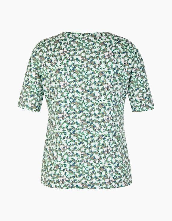 Rabe Shirt mit Millefleurs-Muster   ADLER Mode Onlineshop