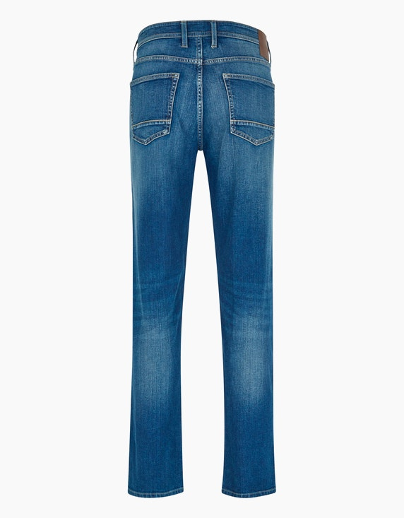 Eagle Denim 5-Pocket-Jeans mit Wasch-Effekt | ADLER Mode Onlineshop